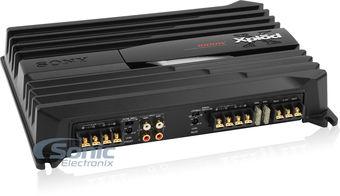 Sony Xplod 1000w Amp Wiring Diagram Sony Xm N1004 Xm Series 1000w 4 Channel Amplifier