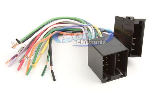 Vw Corrado Radio Wire Harness W Amp Integration Wiring Stereo Plug