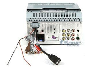 Boss BVB9364RC Double DIN Bluetooth InDash DVDCDAMFM Car Stereo w 62
