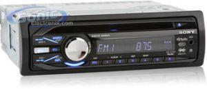 Sony CDXGT340CDXGT34W Xplod CDMP3 Car Stereo w Aux