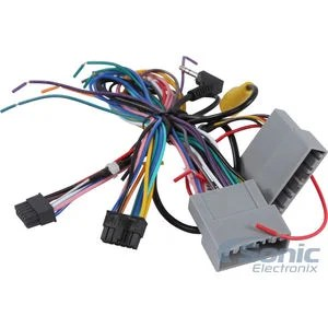 Civic Wiring Diagram Metra Xsvi 1731 Nav Wire Harness To Connect Aftermarket