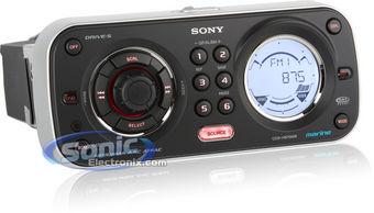 Sony CDXHS70MS cdxhs70ms Marine CDMP3WMAATRAC Receiver