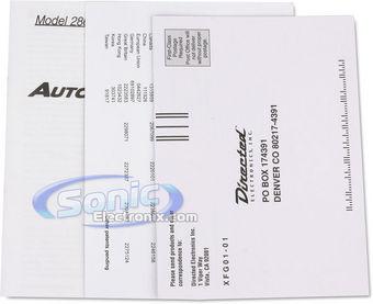 AutoCommand 28623TN OEM Series, Universal Remote Start System