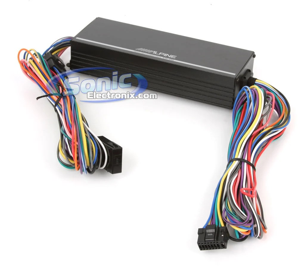 hight resolution of alpine ktp 445 wiring diagram unit