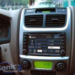 Wiring Diagram Car Audio 1999 Honda Civic Lx Fuse Box 2007-2009 Kia Sportage Oem Replacement Navigation, Monitor, Dvd/cd/mp3 Player