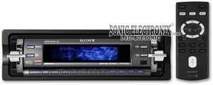 Sony CDX RA700 Cdxra700 CD MP3 WMA Player With Remote