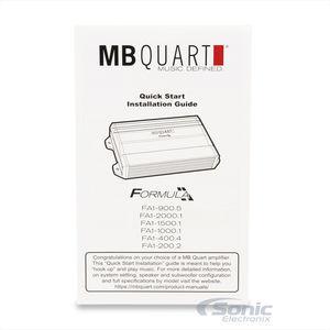 MB Quart BAK42,FA1-200.2 (fa12002_bak42) FORMULA Series 2