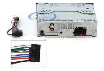 wiring diagram sony car stereo 1971 camaro xplod cdx-gt24w (cdx-gt240) in-dash cd/mp3 w/ aux