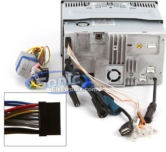 alpine car stereo wiring diagram toyota ina-w900 double din dvd/ipod receiver with gps navigation