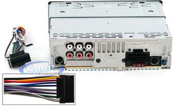 Sony CDX GT550UI CDXGT550UI In Dash CD MP3 Stereo W USB & Aux