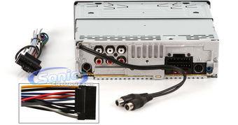 Es Sony Xplod Amp Wiring Diagram Sony Cdx Gt650ui Cdxgt650ui Cd Mp3 Stereo W Front Usb
