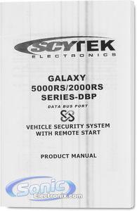 ScyTek 2000RS Galaxy Remote Start and Keyless Entry