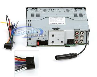 Kenwood Excelon Kdc X494 Cd Mp3 Car Stereo W Free Aux
