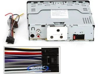 kenwood kdc 108 wiring diagram series speaker crossover kdc-108 (kdc108) cd, mp3, wma car stereo w/ front aux