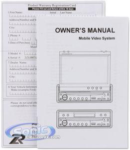 Power Acoustik PTID-8940NR (ptid8940nr) In-Dash 7