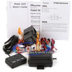 Car Lighting System Wiring Diagram Freightliner Cascadia Headlight Directed 103t Failsafe Starter Kill W/ Digital Keypad