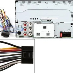 Car Stereo Installation Diagram Light Switch Wiring 2 Way Jvc Kd-hdr70 (kdhdr70) In-dash Cd/mp3/wma W/ Hd Radio