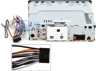 usb plug wiring diagram hopkins trailer brake jvc kd-r620 (kdr620) in-dash cd/mp3/wma car stereo w/ bluetooth