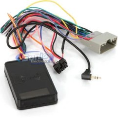 Car Amp Wiring Diagram Hyundai Santa Fe Axxess Xsvi-6522-nav Non-amplified Interface Harness