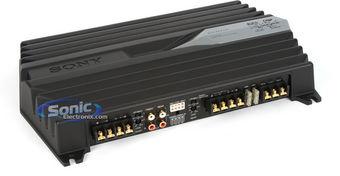 Es Sony Xplod Amp Wiring Diagram Sony Xm Gtx6040 600w Max 4 3 Channel Gtx Series Amplifier