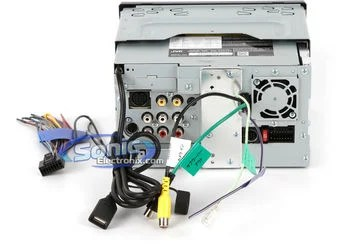 Jvc Car Stereo Wiring Diagram Jvc Kw Avx740 Kwavx740 6 1 Quot Double Din Stereo W
