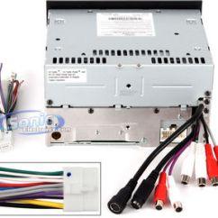 Lighting Control Wiring Diagram 98 Honda Civic Radio Clarion Cx501 (cx-501) Car Stereo W Bluetooth Usb + Hd Module