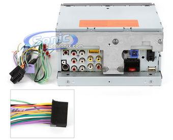pioneer avh gps add on ez go golf cart wiring diagram 48 volt avh-p4300dvd (avhp4300dvd) 7