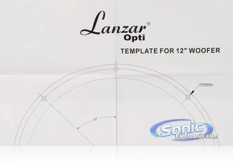 Lanzar OPTI1222D 12