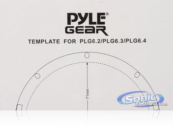 Pyle PLG6.4 (PLG64) 6.5