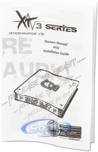 Rockford Fosgate R2D4-12 Subs + RE Audio XT-800.2V3 + Kit