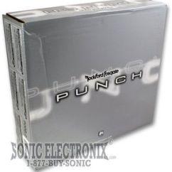 Rockford Fosgate Punch P200 2 Wiring Diagram Suzuki Bandit 1200 P2002 Silver Box 200 Watts Product Name 2006 07 Model