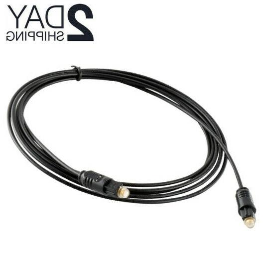 Digital Optical Audio Cable for Samsung Vizio LG