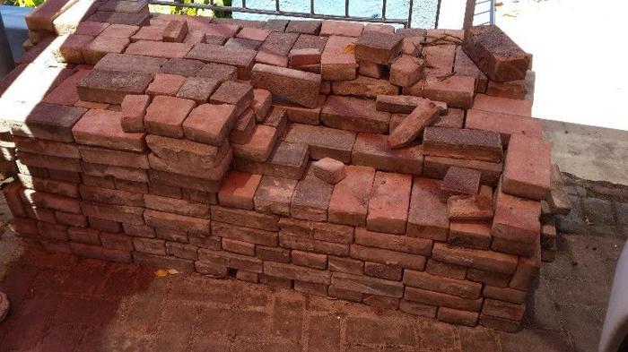 free brick pavers paarl
