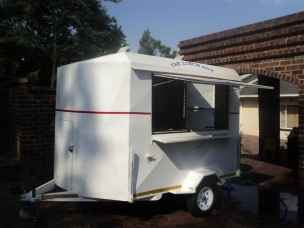 Mobile Kitchen Vending Trailer Sale Temba Gauteng Classified
