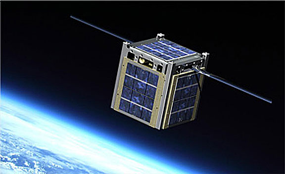 Image result for NASA_selects_CubeSat_SmallSat_mission