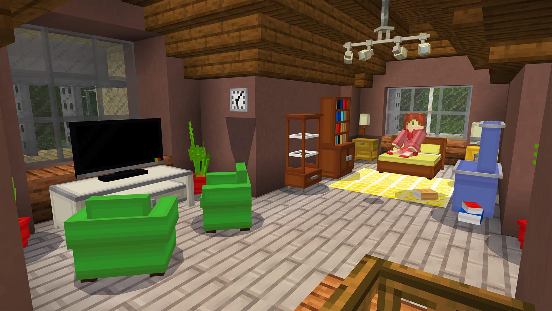 Furniture Mod | Spark Squared - Minecraft Buildteam