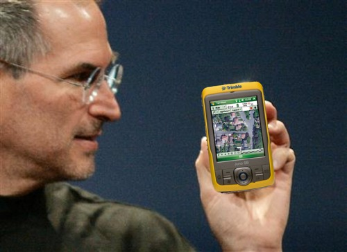 Steve Jobs and Navigation