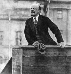 Lenin Speech