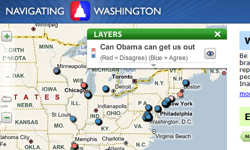 What cant maps do for you these days?