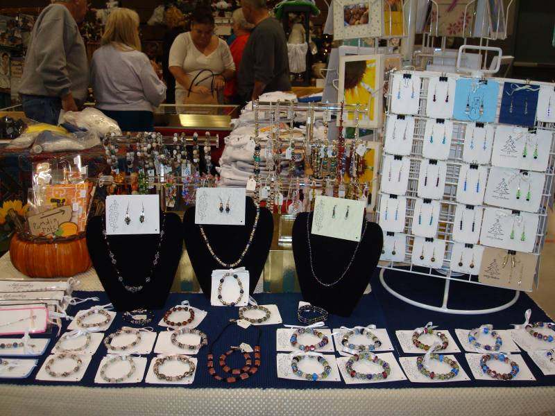 2009 Craft Show Jewelry Display By Dhb1281 At