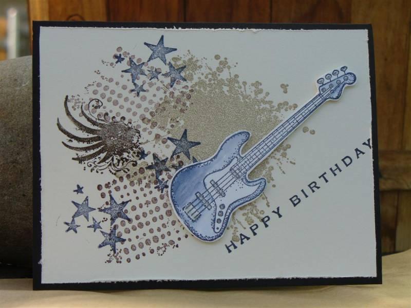 Happy Birthday Big John By Papierbleu At Splitcoaststampers