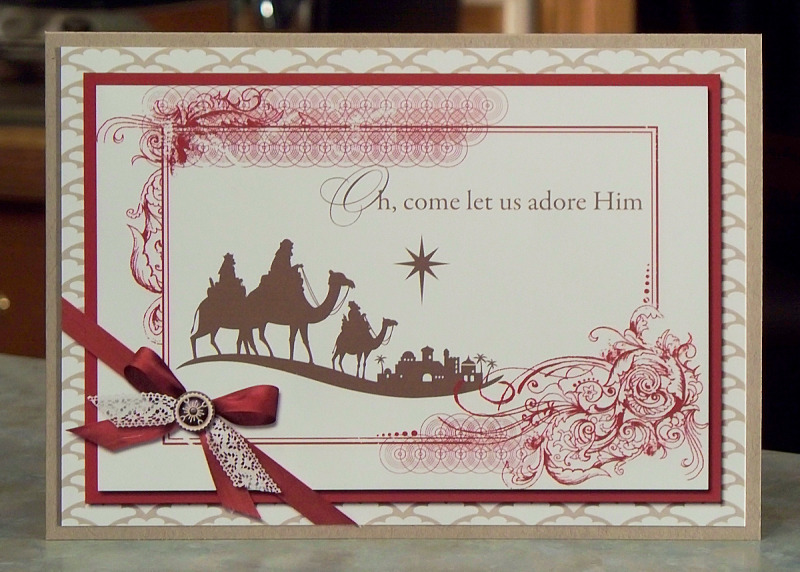 Come To Bethlehem MDS By Sylvaqueen At Splitcoaststampers