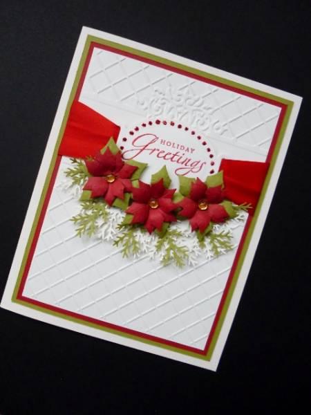 Christmas Colours By Sistersandie At Splitcoaststampers