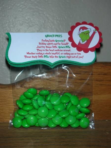 Grinch Pills By Mrsskgilbert At Splitcoaststampers