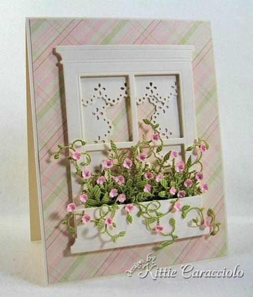 Window Flower Box By Kittie747 At Splitcoaststampers