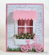 Fun Window Scene by kittie747 - at Splitcoaststampers