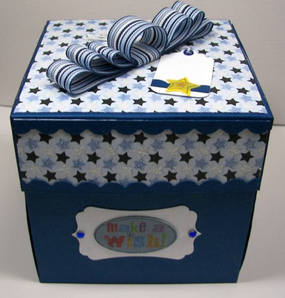 Happy Birthday Explosion Box By Anitawill1 At