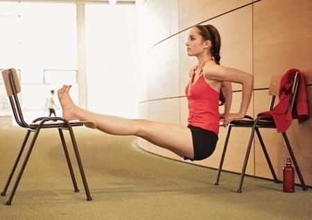 Trizeps trainieren-ohne geräte (arm)