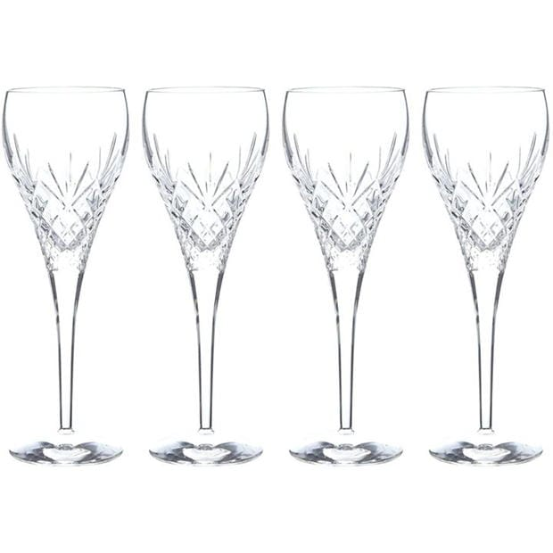Constantine Lead Crystal White Wine Glass