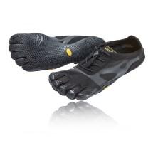 Men's Black Vibram Barefoot Running Shoes
